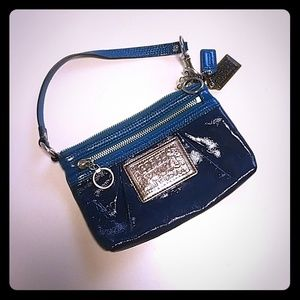 Coach small purse / wristlet